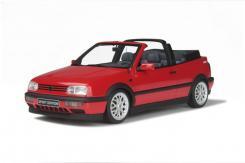 Ottomobile Volkswagen Golf 3 Cabriolet Red