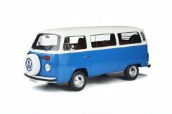 Ottomobile Volkswagen Kombi T2 1978 white blue G040