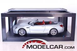 Paragon BMW M6 convertible f12 Silber