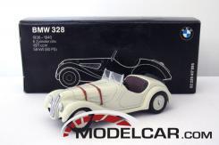 Schuco BMW 328 white Classic Line