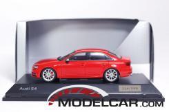 Spark Audi A4 S4 Sedan B9 2016 Misano Red