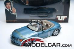 UT Models BMW Z3 Roadster James Bond Goldeneye green
