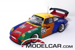 UT models Porsche 911 993 GT2 Yellow