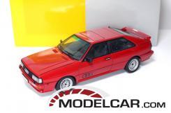 Autoart Audi Quattro 1988 Rojo
