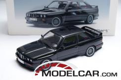Autoart BMW M3 coupe e30 Black