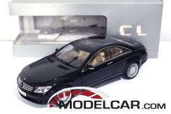 Autoart Mercedes CL-klasse C216 Black