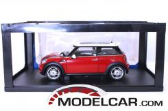 Autoart Mini Cooper S R56 Red