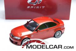 GT Spirit BMW 1M coupe e82 Orange