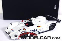 Kyosho BMW V12 LMR White