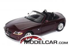 Kyosho BMW Z4 e85 convertible red 08581R