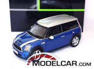 Kyosho Mini Clubman S R55 blue dealer edition