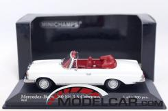 Minichamps Mercedes 280SE W108 White