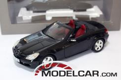Minichamps Mercedes SLK W171 Black