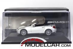 Minichamps Mercedes SLK55 AMG W171 Silver
