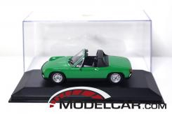 Minichamps Porsche 914 Green
