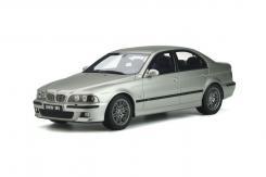 Ottomobile BMW M5 E39 2002 Titanium Silver with grey interior OT747B