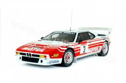 Ottomobile BMW M1 e26 White
