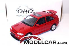 Ottomobile Ford Escort RS Cosworth Rood