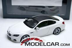 Paragon BMW M6 f13 White