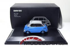 Schuco BMW 600 blue dealer edition