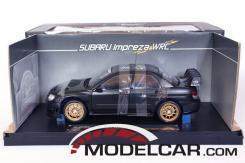 Sun Star Subaru Impreza WRC07 Zwart