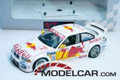 UT models BMW M3 GTR e36 White