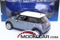 Autoart Mini Cooper S R53 Grey