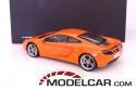 Autoart McLaren MP4-12C Orange