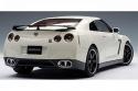Autoart Nissan GT-R V-spec R35 White
