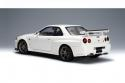 Autoart Nissan Skyline GT-R R34 V-Spec White