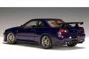 Autoart Nissan Skyline R34 GTR Purple