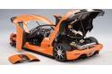 Autoart Koenigsegg CCX Orange