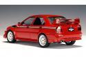 Autoart Mitsubishi Lancer Evolution VI Red