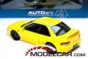 Autoart Subaru Impreza WRX STI Type R Yellow