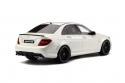 GT Spirit Mercedes C63 AMG W204 White