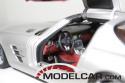 Minichamps Mercedes SLS AMG Silver