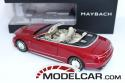 Norev Mercedes Maybach S650 convertible Red