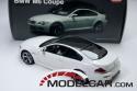 Kyosho BMW M6 coupe e63 White