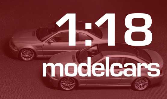 1:18 modelautos